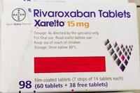 Rivaroxaban Tablets