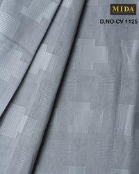 Best Premium African men clothes fabrics  Jacquard cotton voile fabric