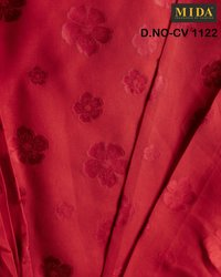 High Quality African women clothes fabrics  Jacquard Cotton Voile Fabric