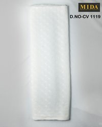 High Quality  Jacquard Cotton Voile Fabric