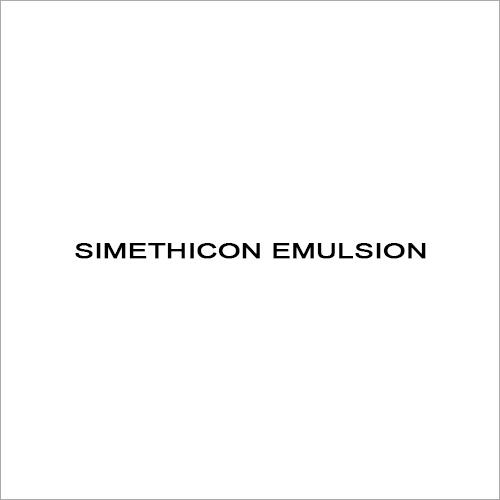 Simethicone Emulsion