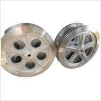 Diamond Wire Saw Aluminum Machine Wheel