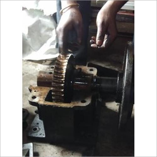 Industrial Gearbox Repairing Services