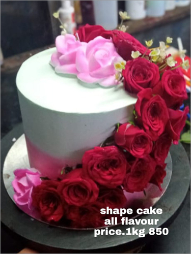 Shape Cake All Flavour