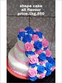 Shape Cake