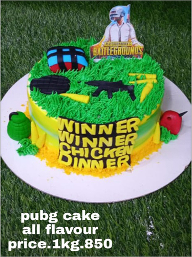 Pubg Cake