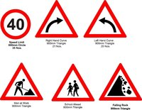 Road Signages Boards