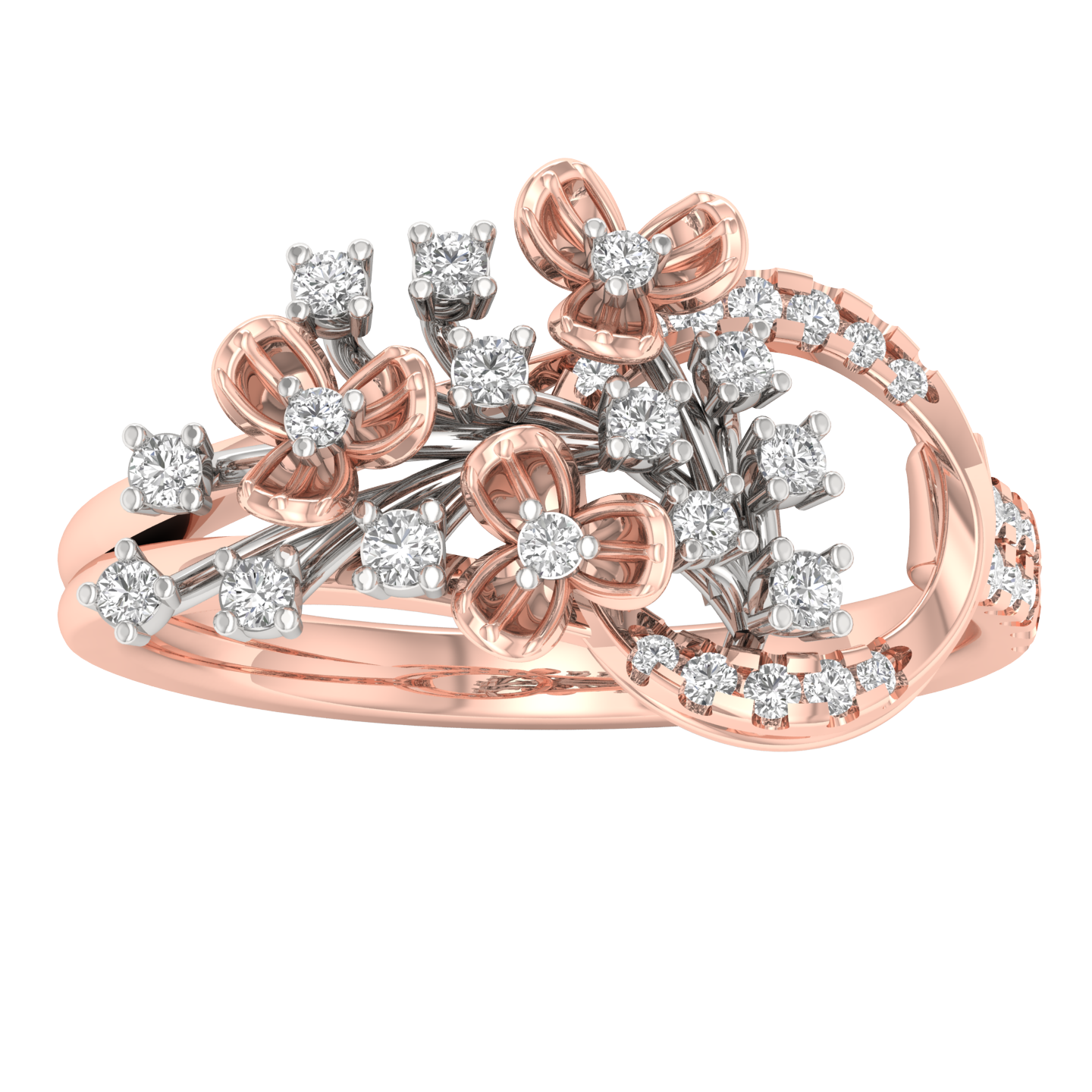 Ladies Diamond Ring