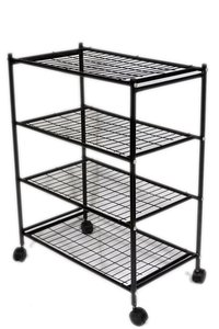 3 Layer Cover Shoe Rack