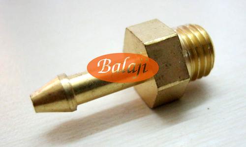 Brass Pipe Nozzle