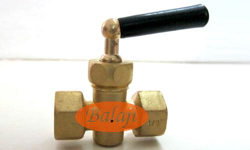 Brass High Pressure Valve