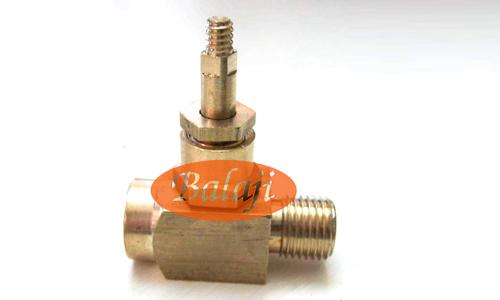 Brass Low Pressure Needle Valve