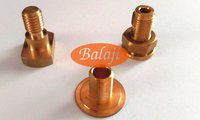 Turned Brass Components