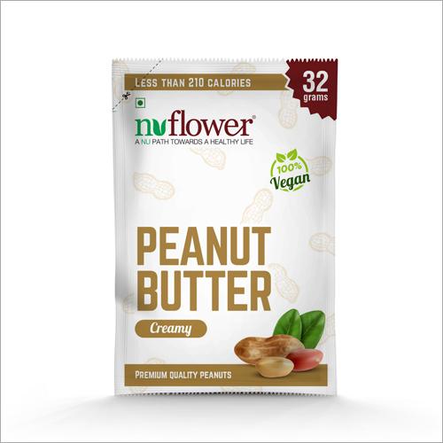 Natural Creamy Peanut Butter Sachet