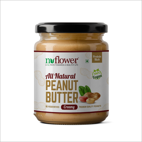 Natural Peanut Butter Spread