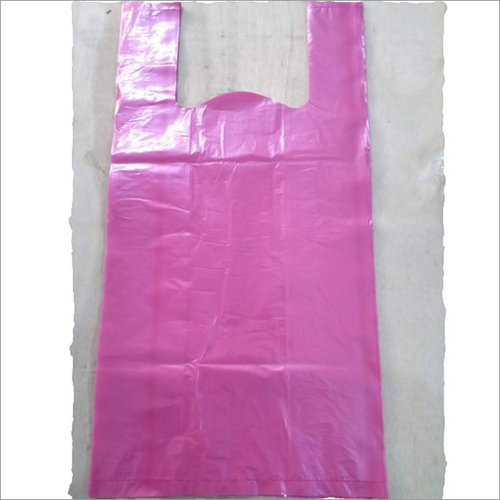 Plastic Shopping Carry Bags