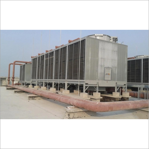Cooling Tower Repairing Services