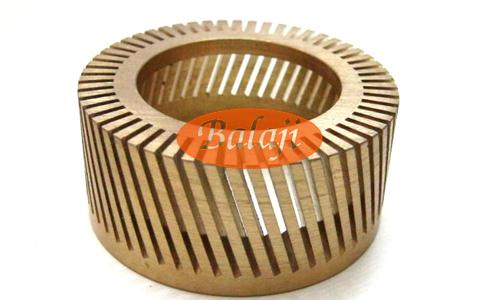 Brass Precision component