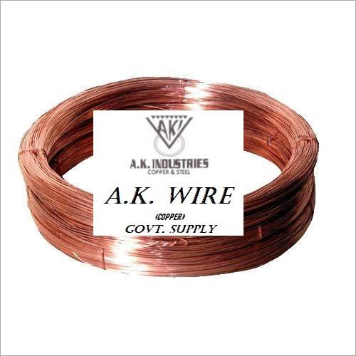 Bare Pure Copper Wire