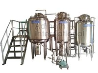 Syrup Manufacturing Plant