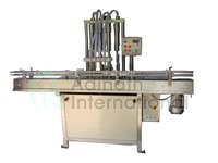 Automatic Bottle Filling Machine For 100ML/200ML/300ML/400ML & More Bottles