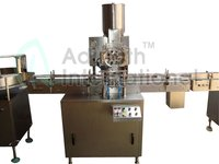 Automatic Dry Powder Filling & Rubber Stoppering Machine