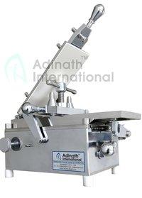 Manual Capsual Filling Machine