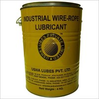4kg Industrial Wire-Rope Lubricant