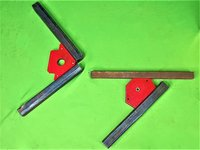 Multi Angle Magnetic Clamp Welding