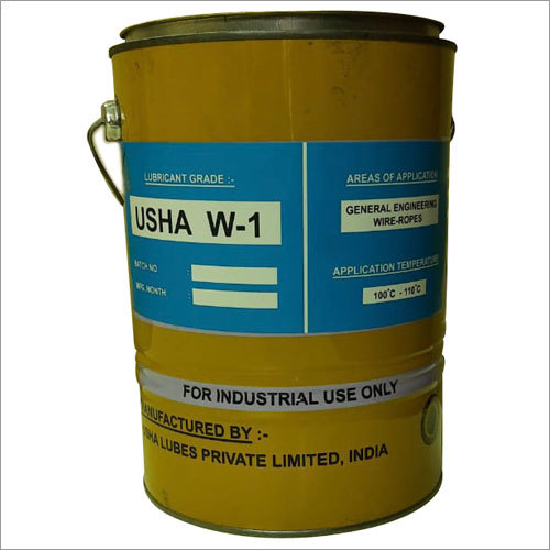 Industrial Wire-Rope Lubricant