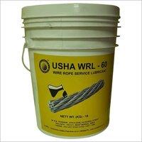 USHA WRL - 60 (Wire Rope Service Lubricant)