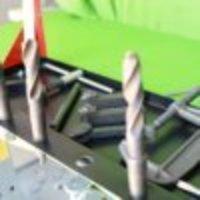 Sheetl Metal Tools Tray