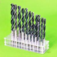 High Speed Steel Drill Bit Sets 1 Mm To 13 Mm
