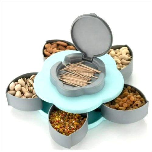 5 In 1 Dry Fruits Storage Box