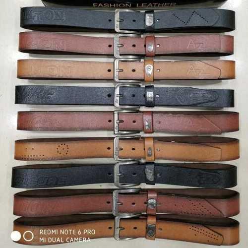 mens belt AZ fittings