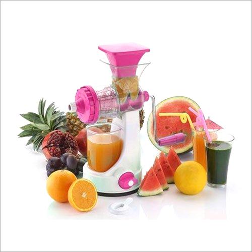 Plastic Fruit Hand Juicer