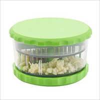 Green Plastic Crusher