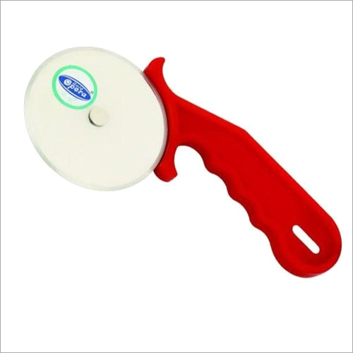 Plastic And SS Pizza Cutter