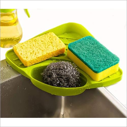 3 In 1 Plastic Kitchen Sink Organizer