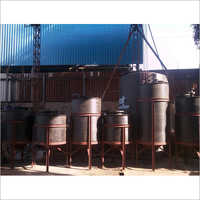 Industrial Spiral HDPE Holding Tank