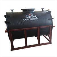 Spiral HDPE Horizontal Storage Tank