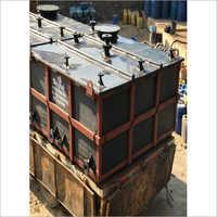 Industrial Spiral HDPE Rectangular Storage Tank