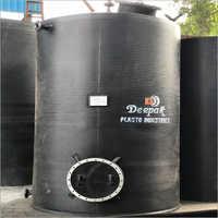 Vertical Spiral HDPE Storage Tank