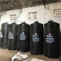 Industrial Spiral HDPE Vertical Storage Tank