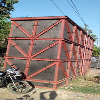 Industrial Square HDPE Tank