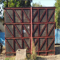 Industrial Square Spiral HDPE Storage Tank