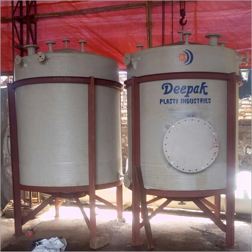 Industrial Spiral PP Holding Tank