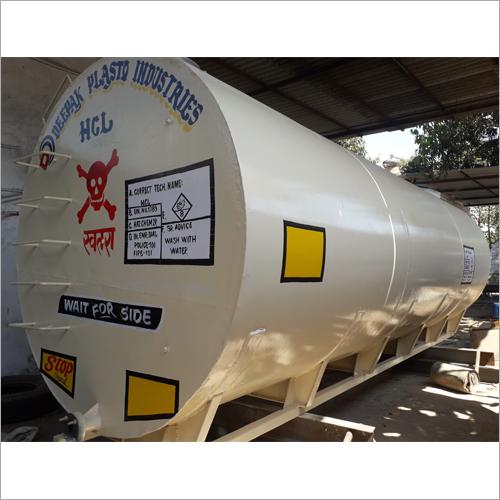 Chemical Transport Storage Tank