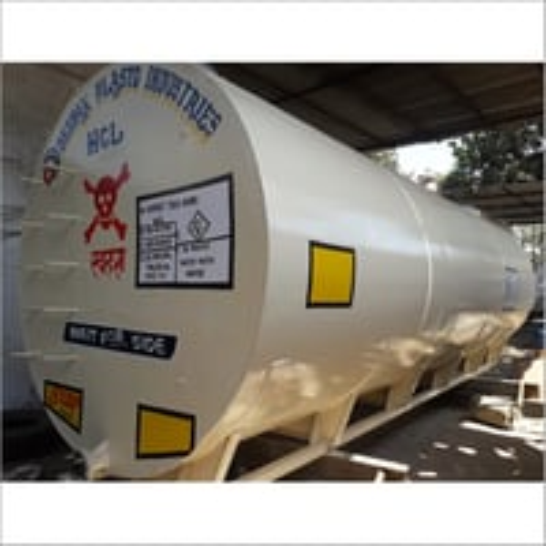 Transport Chemical Storage Tank
