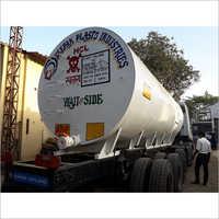 Industrial Transport Storage Tank